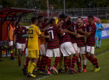 Campeonato Brasileiro Sub-17 - Flamengo x Athletico-PR - 26-06-2019