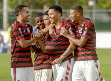 Flamengo x Bahia Campeonato Brasileiro Sub-20 - 02-07-2019