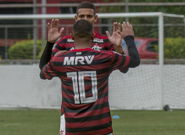 Flamengo x Fluminense Taça Rio Sub-20 - 07-07-2019