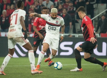 Flamengo X Athetico-PR - 10-07-2019