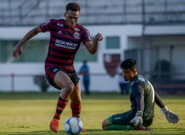 Flamengo x Audax - Campeonato OPG Sub-20 - 11-07-2019