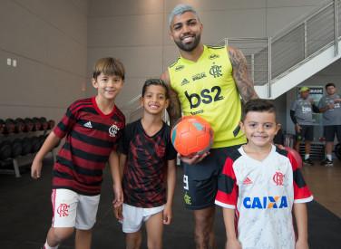 Treino CT Flamengo - 13-07-2019