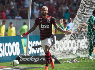 Flamengo X Goiás - 14-07-2019