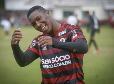 Flamengo x Portuguesa - Taca Rio Sub-20 - 16-07-2019