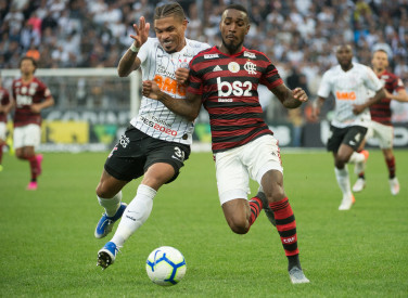 Flamengo X Corinthians - 21-07-2019