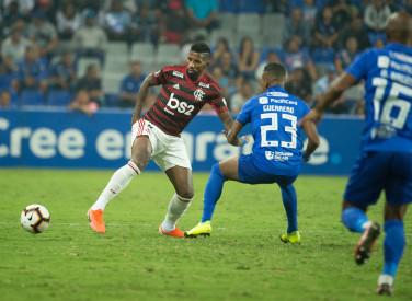 Flamengo X Emelec - 24-07-2019