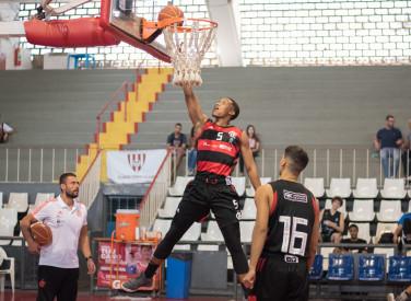 Liga de Desenvolvimento de Basquete - Flamengo x União Corinthians - Dia 2