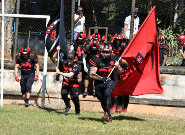 América Locomotiva x Flamengo Imperadores - BFA 2019 - 27/07/2019