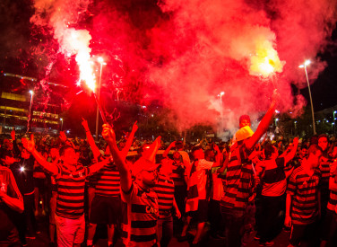 Flamengo X Emelec - 31-07-2019
