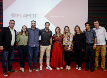 Lançamento do Projeto FLAFITT - 02-08-2019