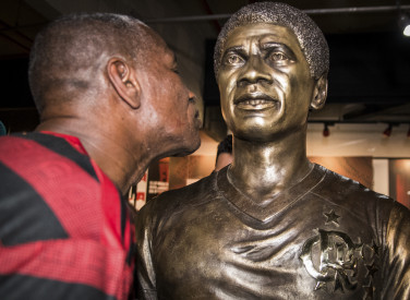 Inauguracao do busto do Adílio - 26-07-2019