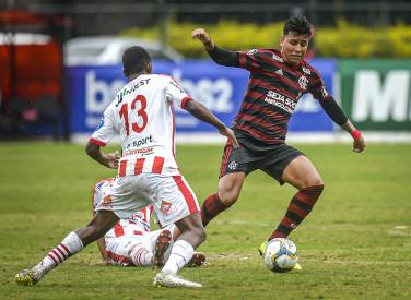 Flamengo x Bangu - Taca Rio Sub-20 - 03-08-2019