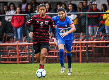 Flamengo/Marinha x Sao Francisco - Campeonato Brasileiro Feminino - 04-08-2019