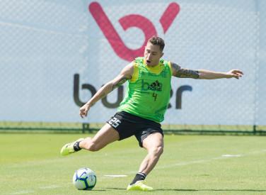 Treino CT Flamengo - 13-08-2019