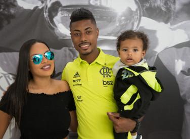 Treino CT Flamengo - 16-08-2019