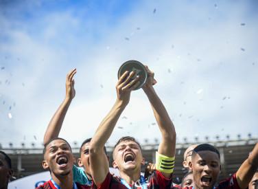 Flamengo x Corinthians - Final do Brasileiro Sub-17 - 17-08-2019