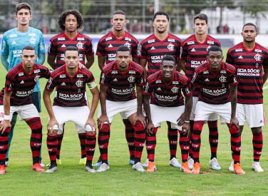 Flamengo x Gremio - Brasileiro Sub-20 - 21-08-2019