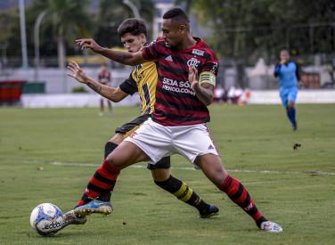 Flamengo x Volta Redonda - Taça Rio Sub-20 - 25-08-2019