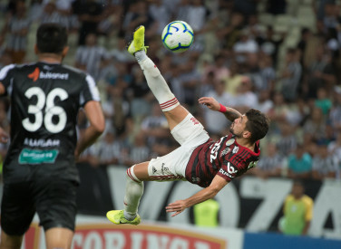 Flamengo X Ceará - 25-08-2019