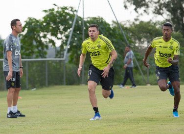 Flamengo treina em Viamão Rio Grande do Sul - 26-08-2019