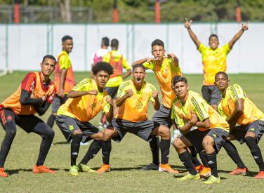 Treino Flamengo Sub-17 - 30-08-2019