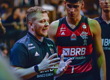 Flamengo x Niteroi - Campeonato Estadual de Basquete - 31-08-2019