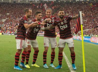 Flamengo X Palmeiras - 01-09-2019