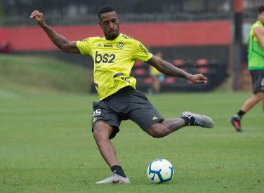 Treino CT Flamengo - 04-09-2019