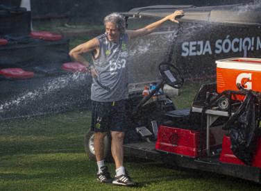 Treino CT Flamengo - 12-09-2019