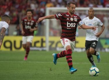 Flamengo X Santos - 14-09-2019