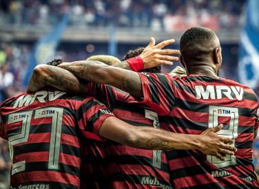 Flamengo X Cruzeiro - BH - 21-09-2019