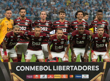 Flamengo X Grêmio - Libertadores 2019 - POA RS - 02-10-2019