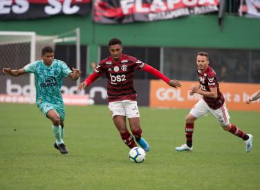 Flamengo x Chapecoense - Brasileirão 2019 - 06/10/2019