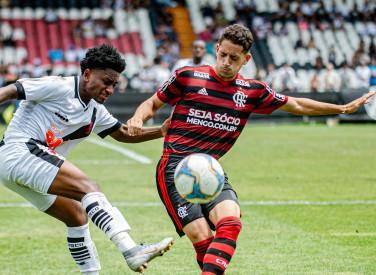 Flamengo x Vasco - Taca Rio Sub20 - 06-10-2019