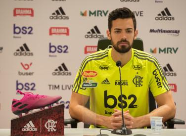 Treino CT Flamengo - 09-10-2019