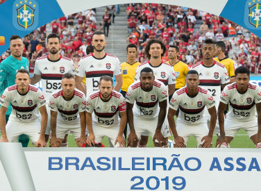 Flamengo X Athletico PR - 13-10-2019