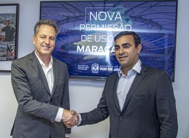 Permissão de uso do Maracana - 10-10-2019