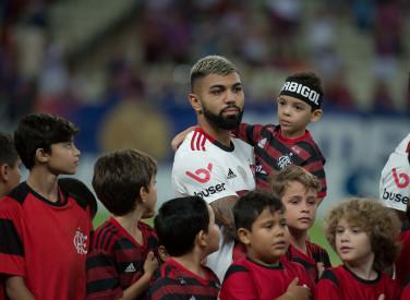 Flamengo X Fortaleza - Brasileirão 2019 - 16-10-2019