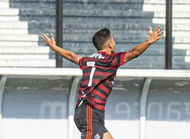 Flamengo x Vasco - Final da Taca Rio Sub-20 - 19-10-2019