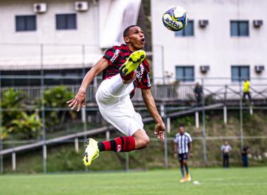 Flamengo x Botafogo - Final da Taca Rio Sub-17 - 20-10-2019