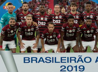Flamengo x Fluminense - Campeonato Brasileiro 2019 - 20-10-2019
