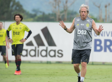 Treino CT Flamengo - 26-10-2019