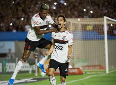 Flamengo X Goiás - Campeonato Brasileiro - 31-10-2019