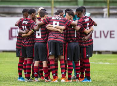 Flamengo x Fluminense - Final do Campeonato Estadual Sub-17 - 02-11-2019