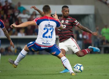 Flamengo X Bahia - Campeonato Brasileiro 2019 - 10-11-2019