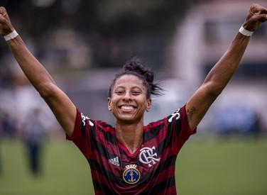 Flamengo x Fluminense - Campeonato Carioca Feminino - 10-11-2019