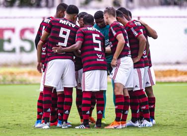 Flamengo x Vasco - Jogo de Ida Final do Carioca Sub-20 - 13-11-2019