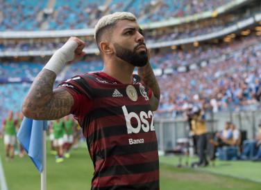 Flamengo X Gremio - Campeonato Brasileiro - 17-11-2019