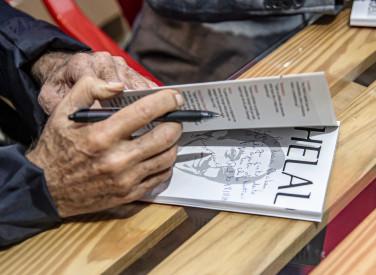 """Lançamento do livro """"Helal, uma paixão rubro-negra"""" - 18-11-2019"""
