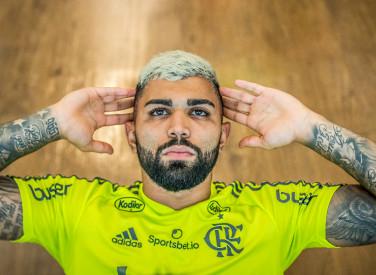 Treino CT Flamengo - 20-11-2019